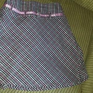 Other - skirt plaid girls